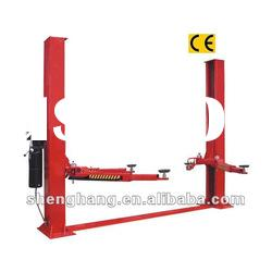 two post car lift cheap car lifts hydraulic car lift 2000kgs 1800mm