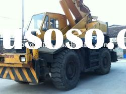 used rough crane 30tons KATO crane in best price