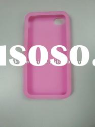wholesale high quality glow in the dark silicone case for iphone 4