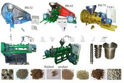 widely used animal feed food extruder machine/floating fish food pellet making machine