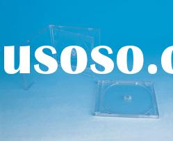 10.4MM TRANSPARENT CD CASE SINGLE/DOUBLE/TRIPLE(YD-019)