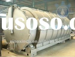 12 tons waste rubber refining machine for XINDA