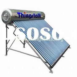 2011 high quality solar water heater system for home use