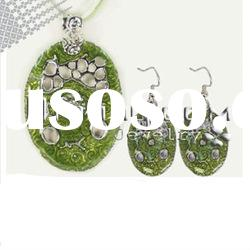 2012 Lover Gift Style Fashion Alloy Jewelry Set