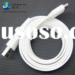 2012 global hot selling strong 6pin mini 3.0 high speed usb data cable for iphone or ipad using