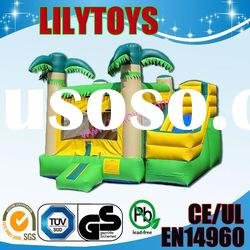2012 inflatable combo,inflatable bouncer slide for (lilytoys)