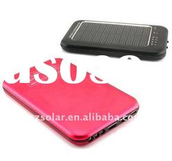 2600ma high capacity solar charger battery