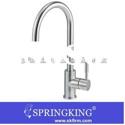 304 stainless steel Pull-out Kitchen Faucet StarLight Polished Chrome