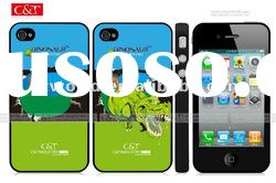 3D design for Iphone 4 hard cover