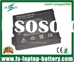 8cells 5200mah A42-A4 Replacement Notebook Battery for Asus A4 Series