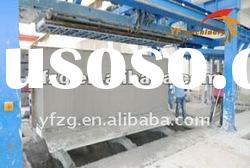 AAC plant aerated concrete equipments with 30000m3-380000m3/year Pls call Wilson Ni 0086-13373948069