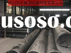 ASTM A106/53 seamless steel pipes
