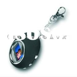 Best selling 1.1 inch keychain digital photo frame gift for kids