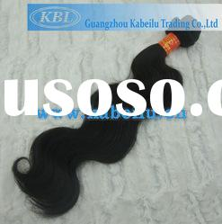Body wave color 1B cheap indian remy weave