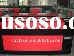 CO2 RL95140HS laser engraver with rotary clamp, Laser engraving on curve surfaces