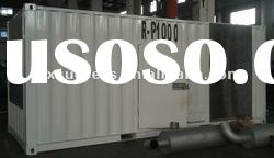 Container Diesel Generator Set Soundproof Container Generator