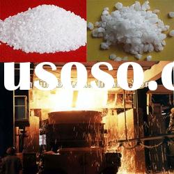 Factory electrically abrasive white fused aluminum oxide