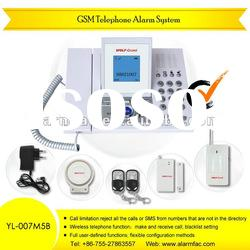 GSM Multi-functional Telephone home Alarm System