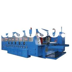 GYK series High-speed carton box Fully Automctic printing die cutting and grooving machine