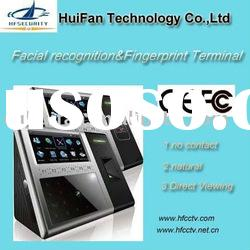 HF-FR302 Face Recognition/Fingerprint Time Attendance