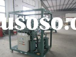 High-Efficiency Vacuum Pumping Unit, Single-Stage Cable Oil Purifier Dehydration Plant