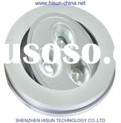 High Power 3W Cree Led Recessed Downlight(Warm white)