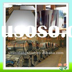 High Quality Grade 316 Stainless Steel Plates, Coils&Sheets