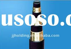 High Quality Low Price High Pressure Steel Wire Braided Rubber Hose