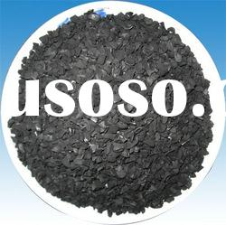 High grade Granulated nutshell carbon activated
