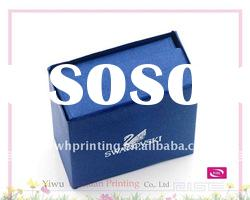 Hot Paper Delicate Gift Packaging Jewelry Box