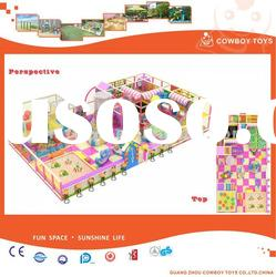 Hot Sale M-120419A Baby Indoor Soft Play Equipment