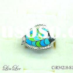 Hot Sell Fashion Tropical Fish Rings Jewelry