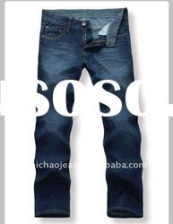 Mens Designer Brand Blend Jeans Pants Leather Patch Labels GZ34006