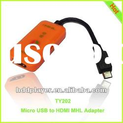 Mobile Adapter with HDMI,Compatible with HTC Flyer tablet,LG Nitro HD,Samsung Galaxy S2