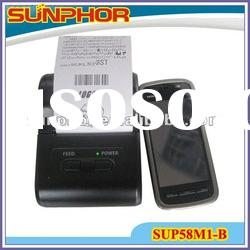Mobile Receipt Printer,bluetooth and RS232 interface, SUP58M1-B
