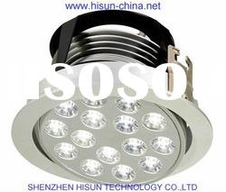 New 15W Cree Led Recessed Downlight(Cool white)