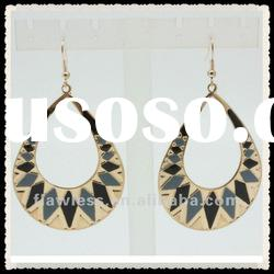 New Arrival,2012 Latest Alloy earring