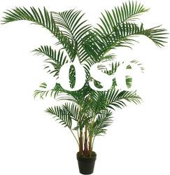 New Artificial areca palm tree
