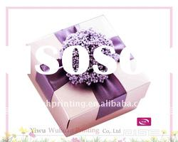 New Design Paper Delicate Gift Box Packaging