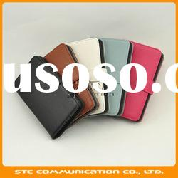 New PU Leather Belt Case Skin Cover for Samsung i9220 Galaxy Note,5 Colors,Wholesale,OEM welcome