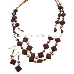O & D Latest Model Fashion Necklace Set