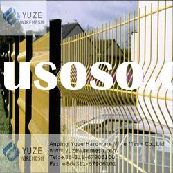 Powder Painted Welded Wire Mesh Fence