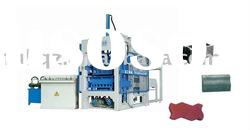 QT6-15 fully-Automatic Concrete Brick Plant