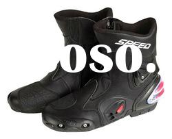 RACING SPEED MOTORCYCLE BOOTS,Street bike shoes