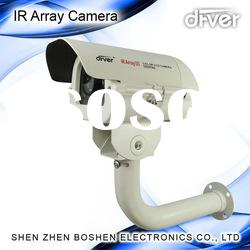 SONY Array LED Waterproof IR Camera digital ccd video monitor