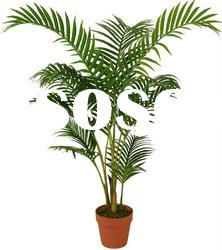 Small Artificial areca palm tree