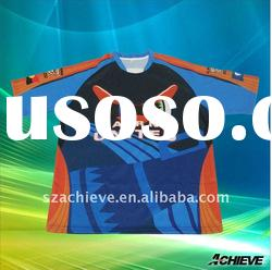Sublimated Rugby Jersey tight fit