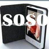 Super Hot! Fashionable 2.4 inch LCD digital photo frame viewer book