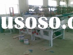 Three roller cotton opener rag tearing machine