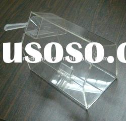 Transparent Acrylic Candy Box With Scoop (FD-A-0269)
